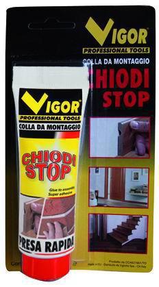ADESIVI VIGOR CHIODI-STOP