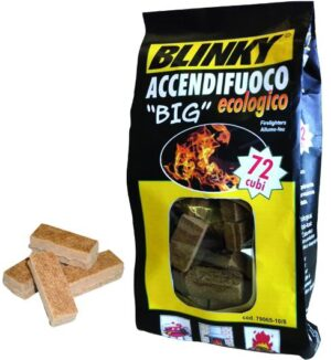 ACCENDIFUOCO BLINKY ECOLOGICO