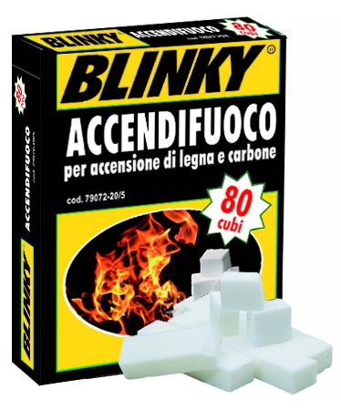 ACCENDIFUOCO BLINKY